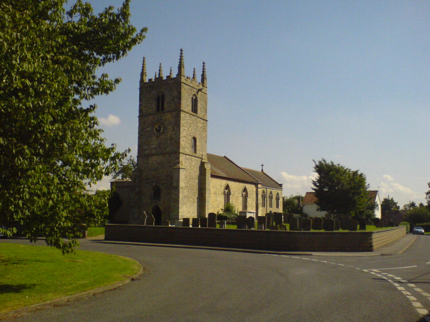 Picture of St Germains Church